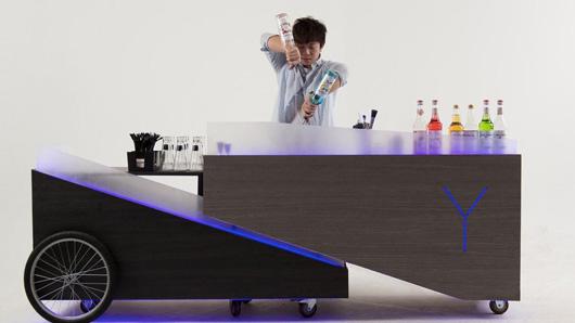 Mobile bar service